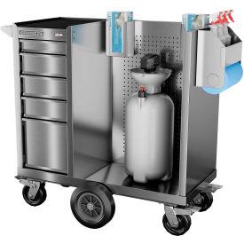 Industrial Sanitization Carts
