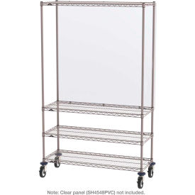 Metro Protective Barrier Wire Shelf Truck