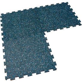 Tuiles en caoutchouc recyclées