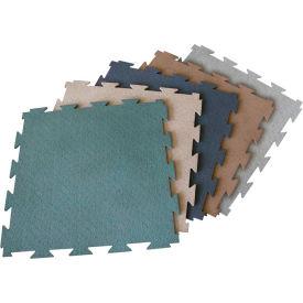 Tuiles d'imbrication en caoutchouc Terra-Flex