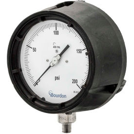 Bourdon Process Industrial Gauges (en)