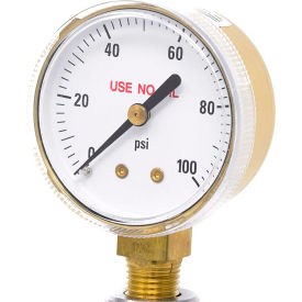 PIC Gauges Use No Oil Pressure Gauges