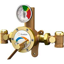 Guardian Equipment Thermostatic Mixing Valves