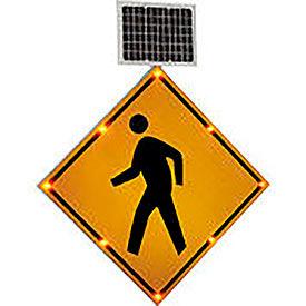 Signe de trafic de LED