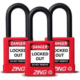 Zing Green Lockout Padlocks