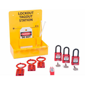 Zing Lockout Stations & Kits