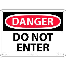 Danger Access Signs
