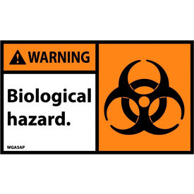 Biohazard Labels