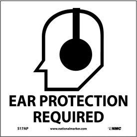 Étiquettes d'équipement de protection personnelle