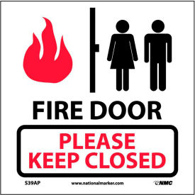 Safety Fire Labels