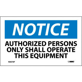 Safety Notice Labels