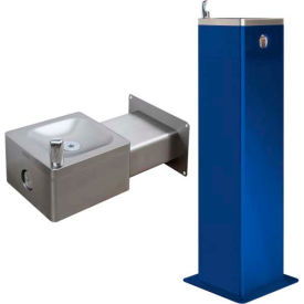 Global Industrial™ Outdoor Drinking Fountains