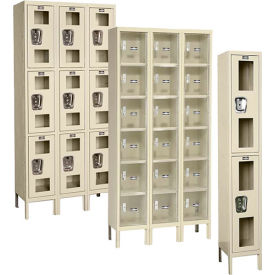 Global Clear View Lockers