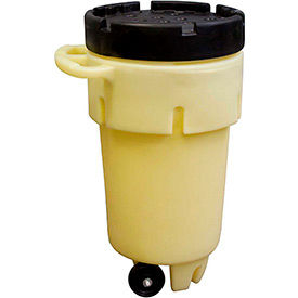 ENPAC® Wheeled Poly-SpillPack Drums