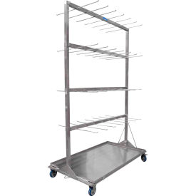 Wachsen Stainless Steel Cannabis Hanging Carts