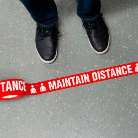 Warning Floor Marking Tape