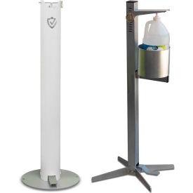 UBTShield Touchless Hand Sanitizer Dispenser Stands