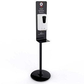 Jadaco Automatic Hand Sanitizer/Liquid Soap Dispenser & Stand Kit