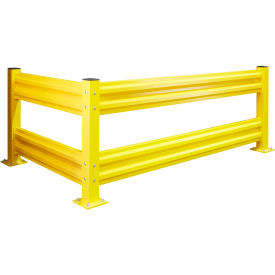 Ideal Warehouse Protective Steel Guard Rails