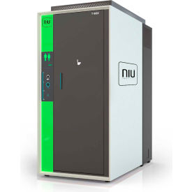NIU Self Contained Portable Restroom