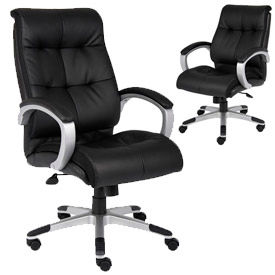 Boss Chair -  Double Plush Executive Chairs