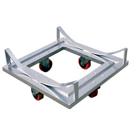 Portable Aluminum Cradle Cart