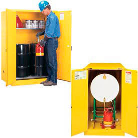 Drum Storage Flammable Cabinets
