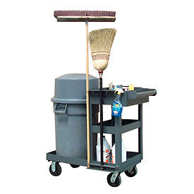 Strong Hold® Janitorial Tool Caddy