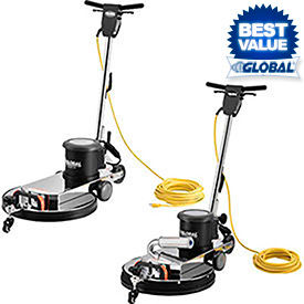 Global Industrial™ Floor Burnishers