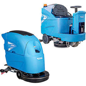 Global Industrial™ Floor Scrubbers