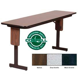 Correll - Leg Panel séminaire Tables pliantes