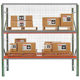 Husky Rack & Wire - Pallet Rack - Wire Mesh Guards