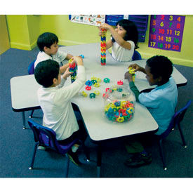 Allied -  A+ Collaboration Station Activity Tables with Standard & Juvenile Height