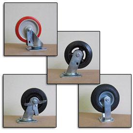 Remplacement de roulettes pour petits chariots Giant® & camions