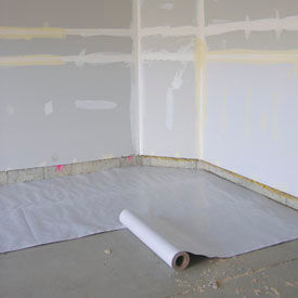 Protection de plancher de Mask® poly-Craft