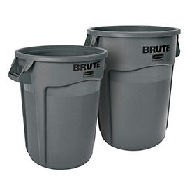 Rubbermaid Brute® Round Containers