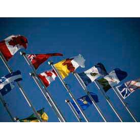 Annin® - drapeaux des Provinces et territoires canadiens