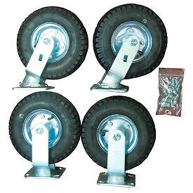 Kits de roulettes de rechange pour Durham MFG.® chariots & camions