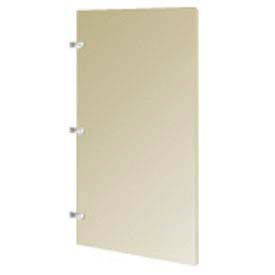 Metpar Plastic Laminate Wall Mounted Urinal Screens