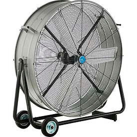 TPI & CD Industrial Fans ventilateur Portable