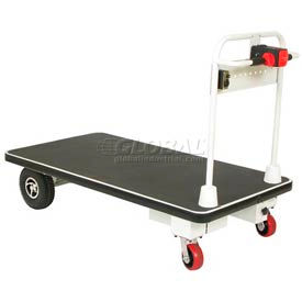 Wesco® Self-Propelled Battery Powered Platform Trucks