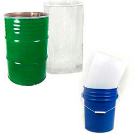 Global Industrial™ Straight-Sided Rigid Drum & Pail Liners