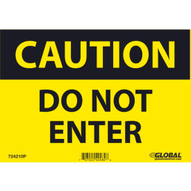 Caution & Notice - Access Signs