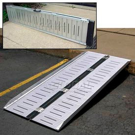 Folding Aluminum Ramps