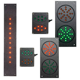 Ideal Warehouse Sure-Lite LED Dock Traffic Lights