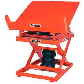 PrestoLifts™ élévateur pneumatique & Tables basculantes