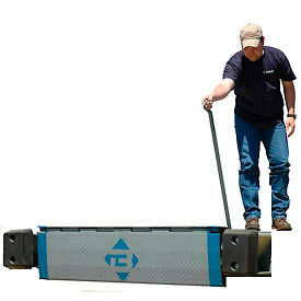 Bluff® EZ-Pull Edge of Dock Levelers