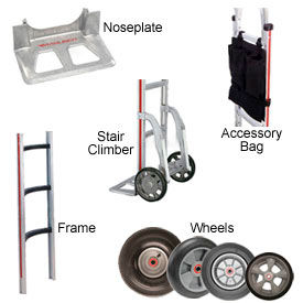 Replacement Parts for Magliner® Hand Trucks