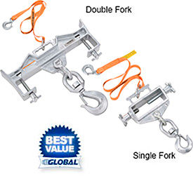 Forklift Hoisting Hook Attachments