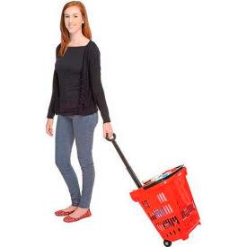 Laminage plastique chariot Shopping paniers
